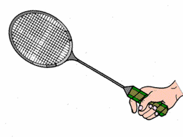 Learn Right Ways to Hold Badminton Racket