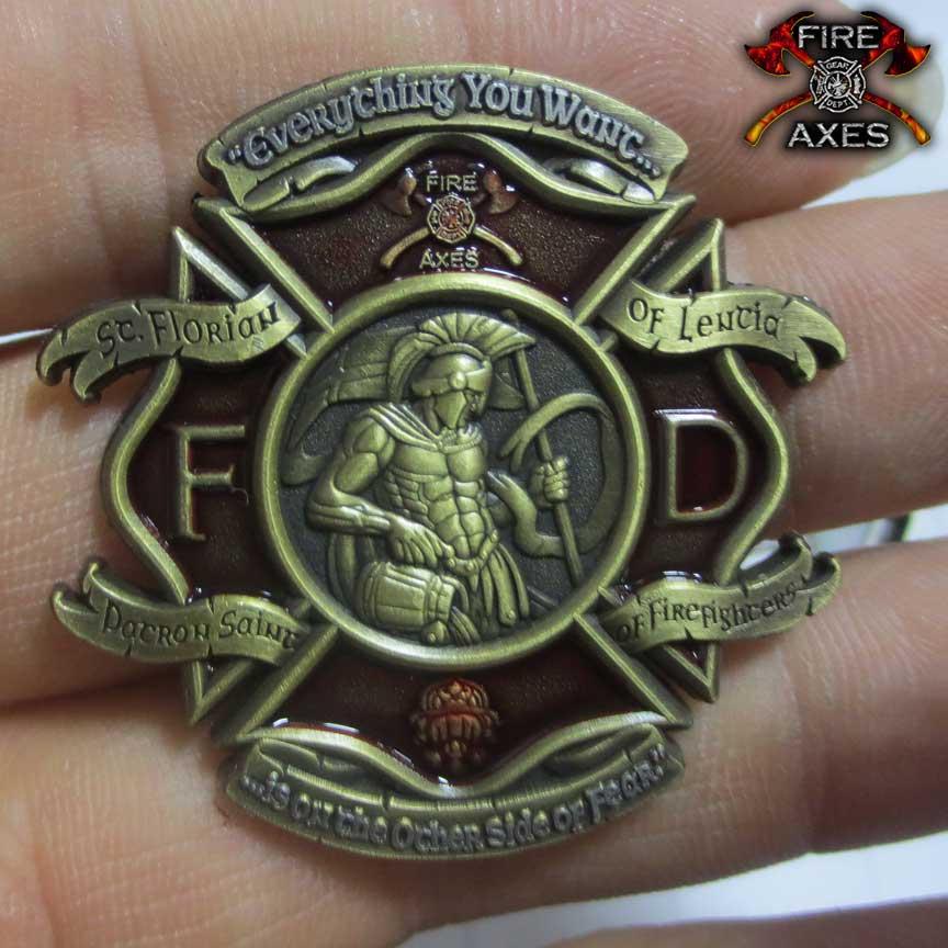 Firefighter Lapel Pins