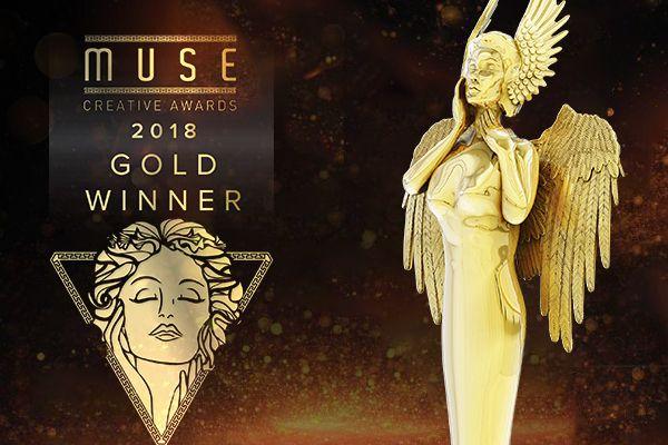 Gold Muse Creative Award