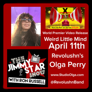 Revolushn's Schubert Ola To Guest On The Jimmy Star Show With Ron Russell