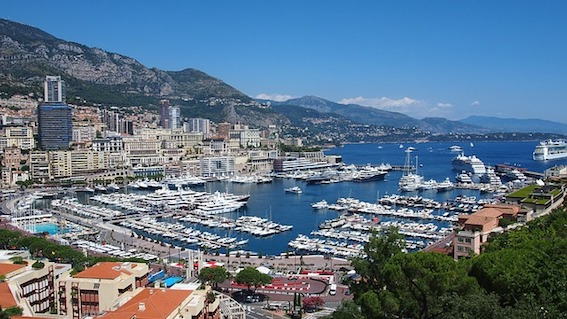 Monaco. Photo credit: pixabay.com