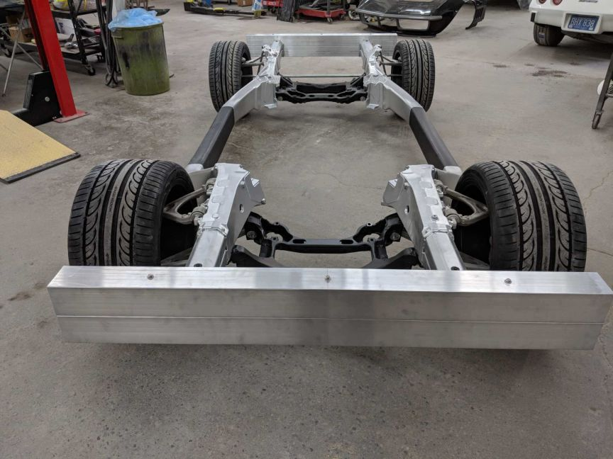 Lightweight Vehicle Frame