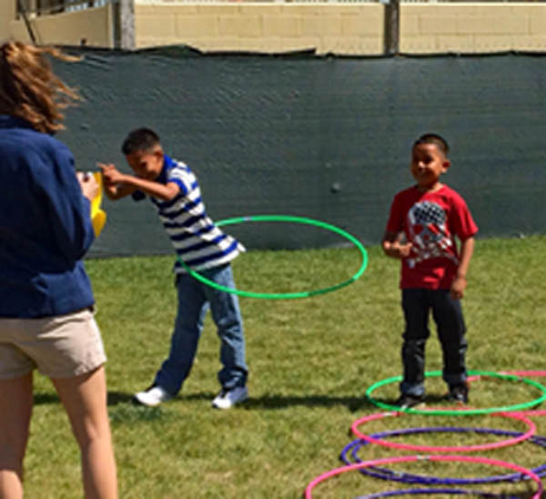 Conejo Valley YMCA's Healthy Kids Day