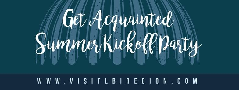 Summer Kick off Party on May 16 in Beach Haven