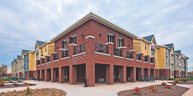 The Brock in Brockport, New York, joins the Asset Campus Housing family.