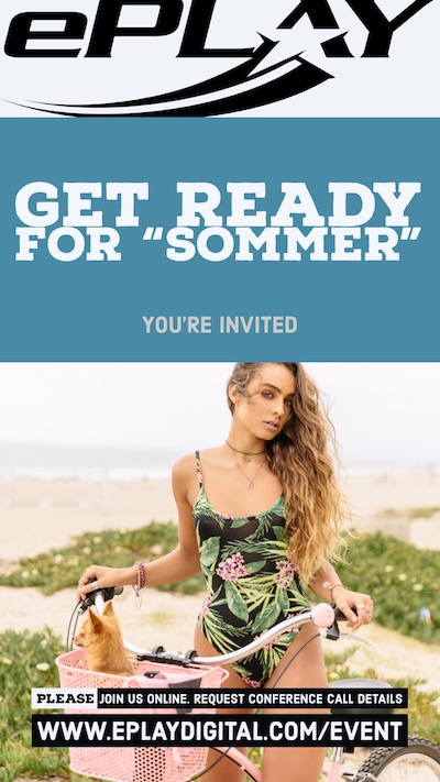 Get Ready for Sommer
