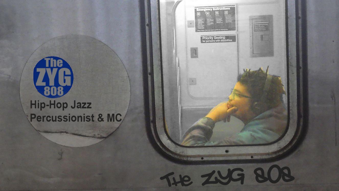 Hip-hop Artist & Historian, The ZYG 808
