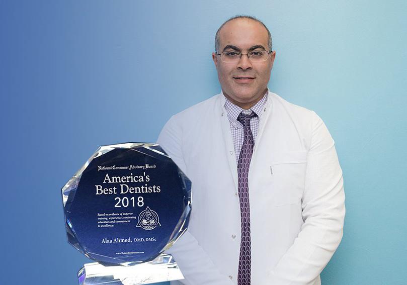 Dr. Alaa Ahmed DMD, DMSc