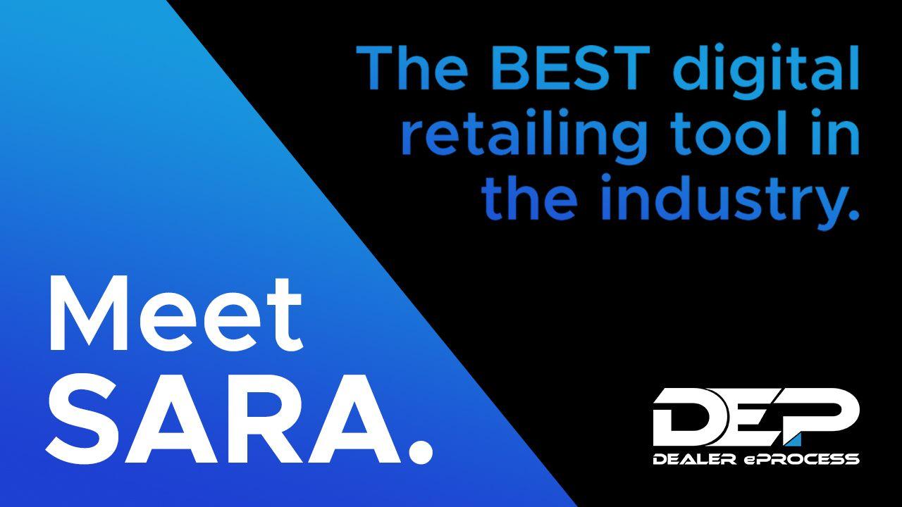 SARA - The Best Digital Retailing Tool