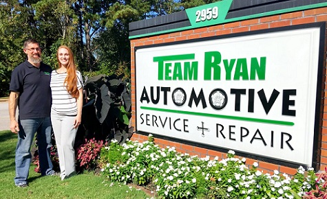 Team Ryan Automotive is GCB's 1st Community Crusader of 2018