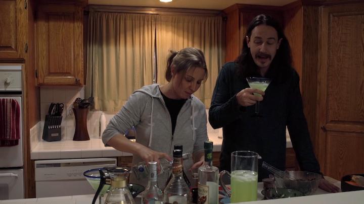 Linda Burzynski and Dustin Coffey