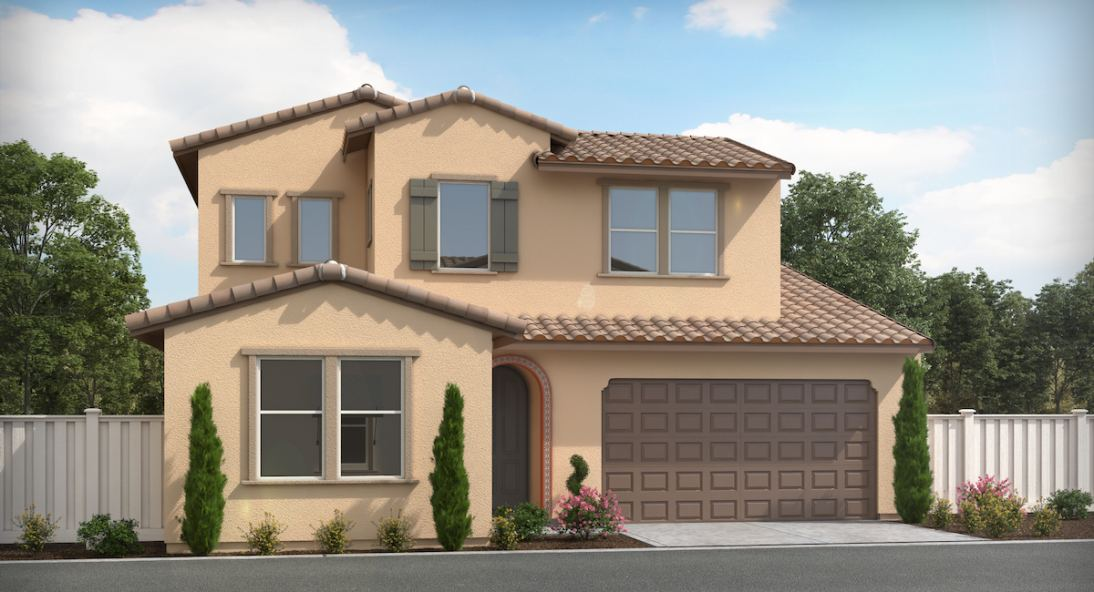 Galloway at Five Knolls, Lennar's new active adult community