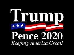 Trump For President 2020!