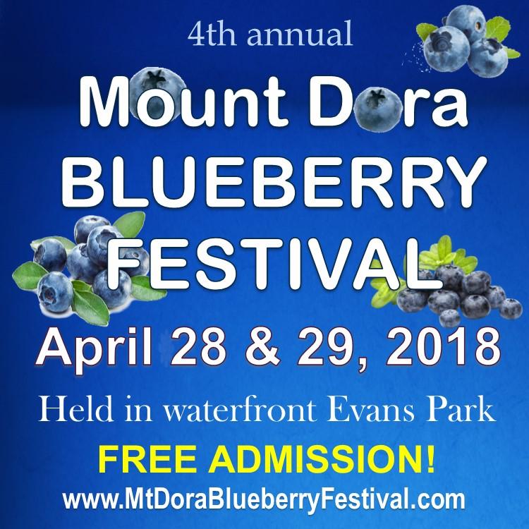 Blueberry Festival 2018