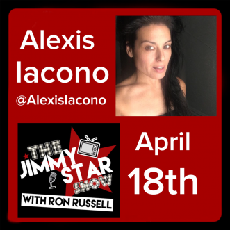 Alexis Iacono On The Jimmy Star Show With Ron Russell