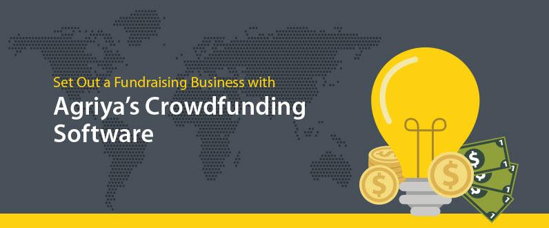Agriya's Crowdfunding Software