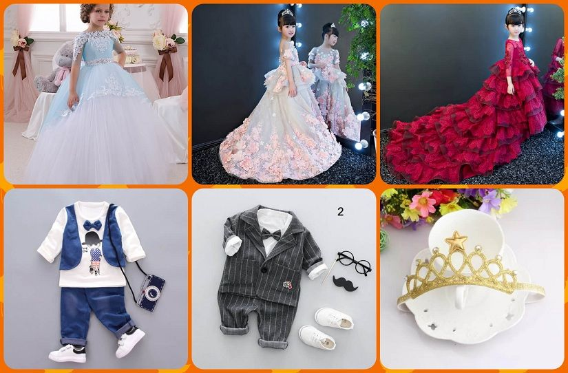 Kids Clothing Collection 2018