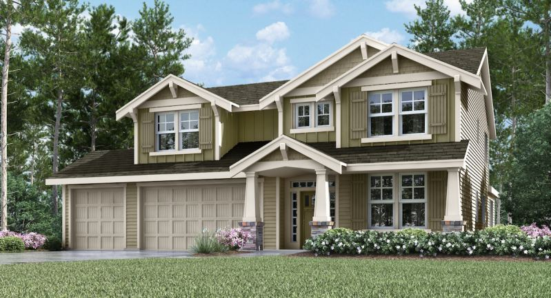 Sagert Farm is premier new home community by Lennar in Tualatin