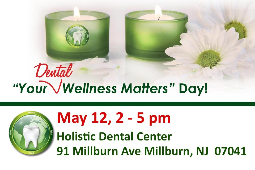 YOUR DENTAL WELLNESS MATTERS DAY