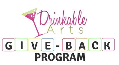 Drinkable Arts Give Back Program