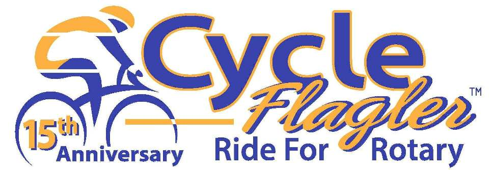 15th Annual Cycle Flagler Ride for Rotary: May 6th, 2018