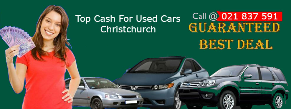 Sell My Car Christchurch