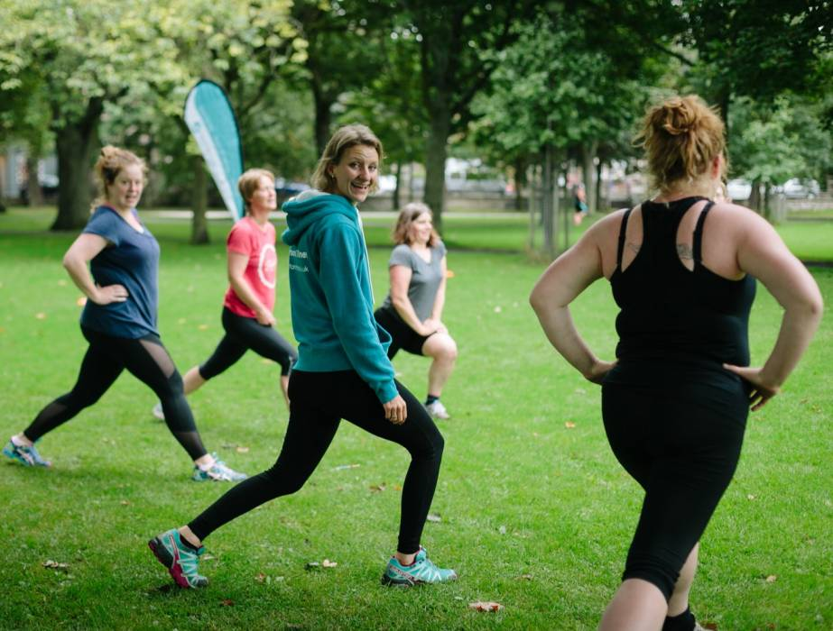 fitandhappy boot camp for women
