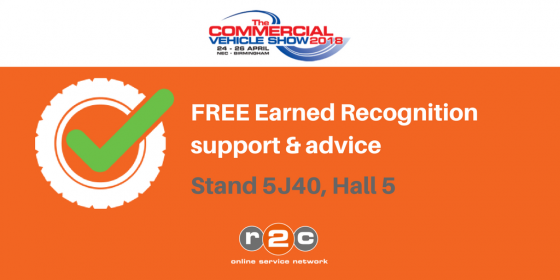 FREE Earned Recognition support & advice