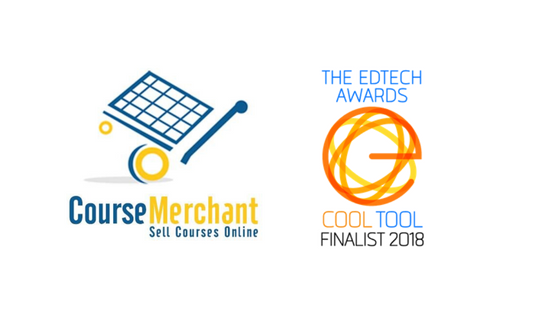Edtech Awards 2018 Course Merchant