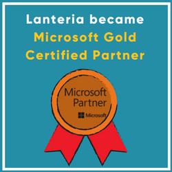Lanteria HR System for SharePoint Became Microsoft Gold Partner