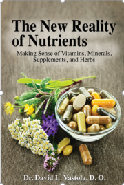The New Reality of Nutrients cover