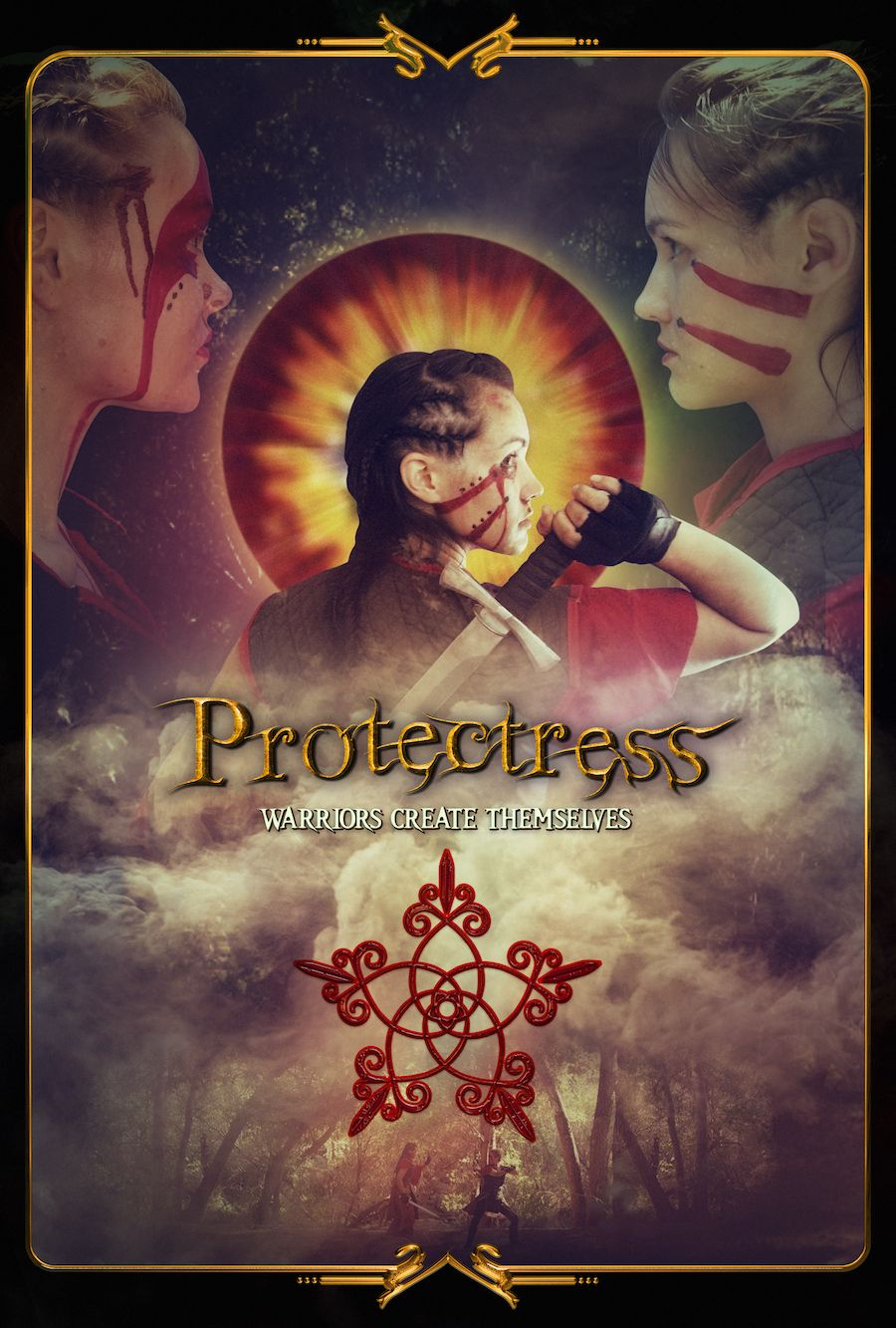 """""""Protectress"""" Debuts in Texas at Worldfest on April 22, 2018"""