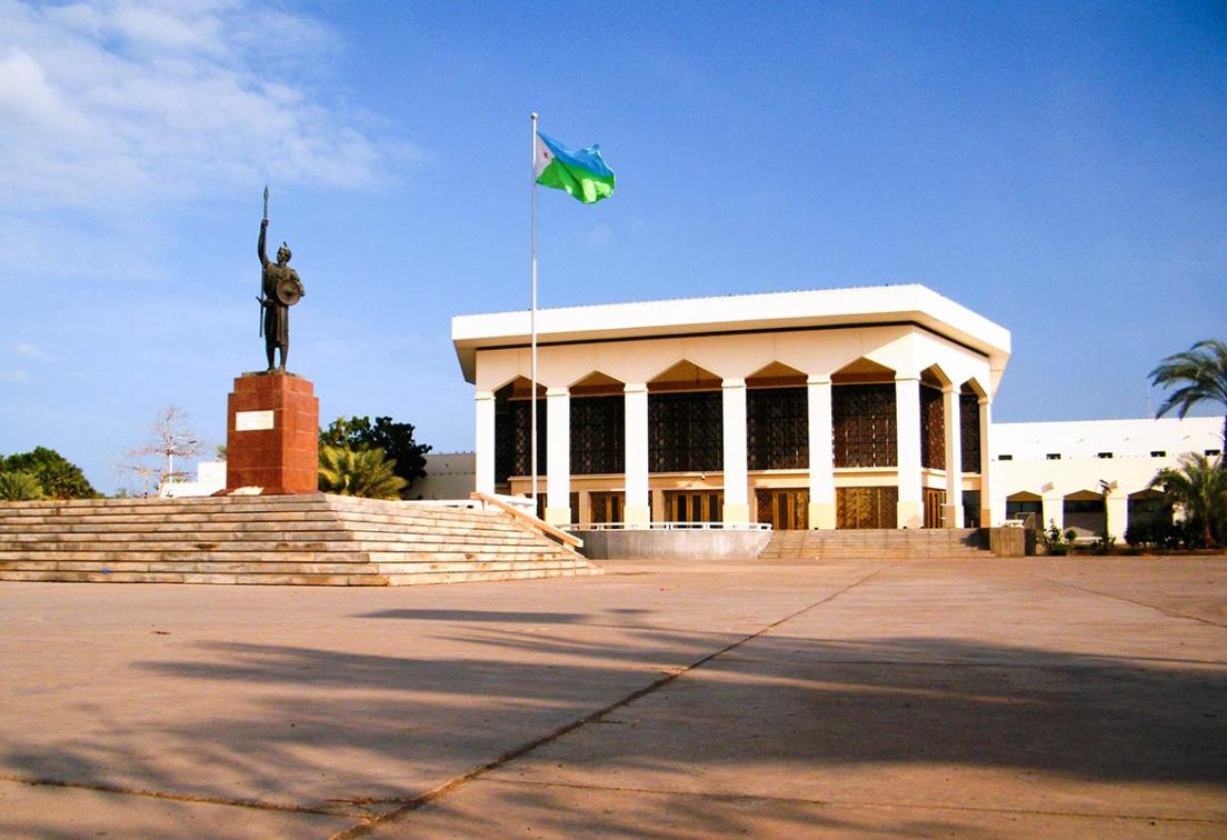 Djibouti was elected as WORLD CAPITAL OF CULTURE AND TOURISM