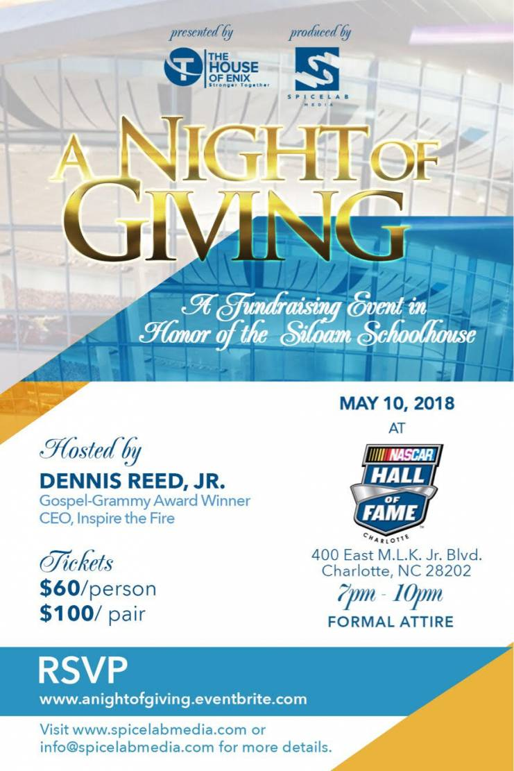 A Night of Giving | Charlotte, NC