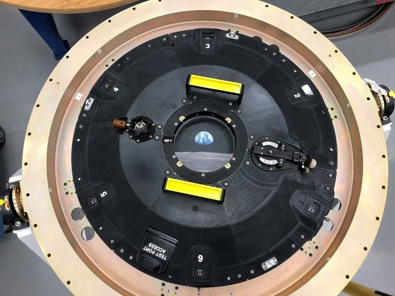 tThe Orion spacecraft leverages a variant of new Stratasys Antero 800NA