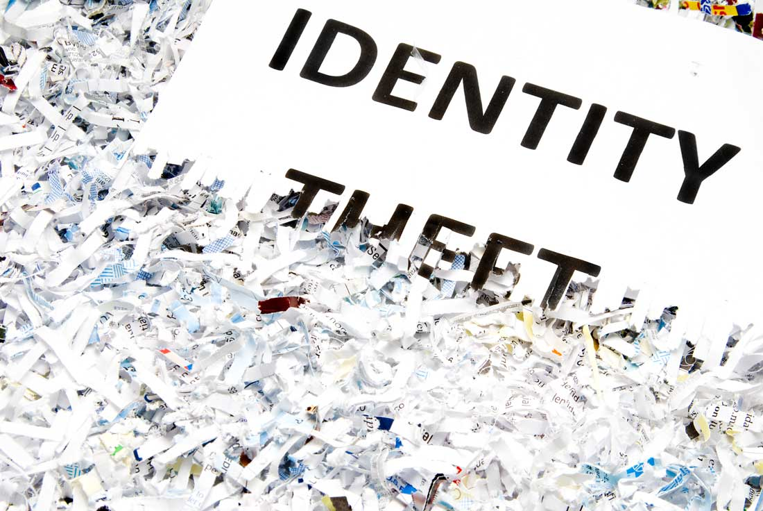 Commercial Records secure document shredding