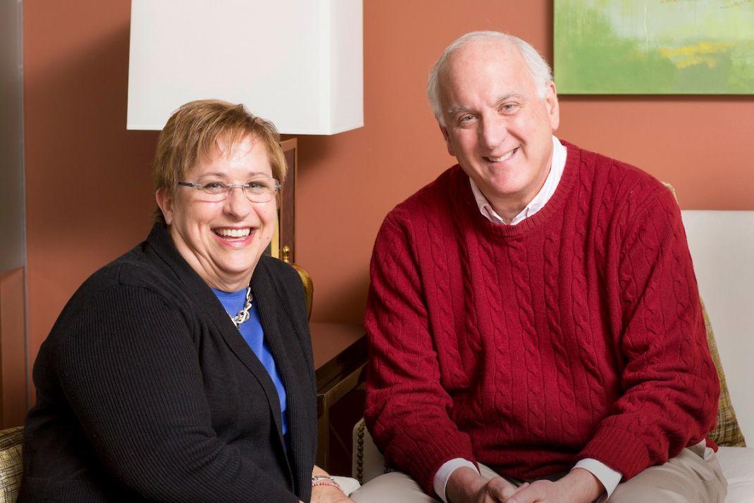 Terry Hornikel, Executive Director of Sturges Ridge & Tom Grape, Chairman & CEO