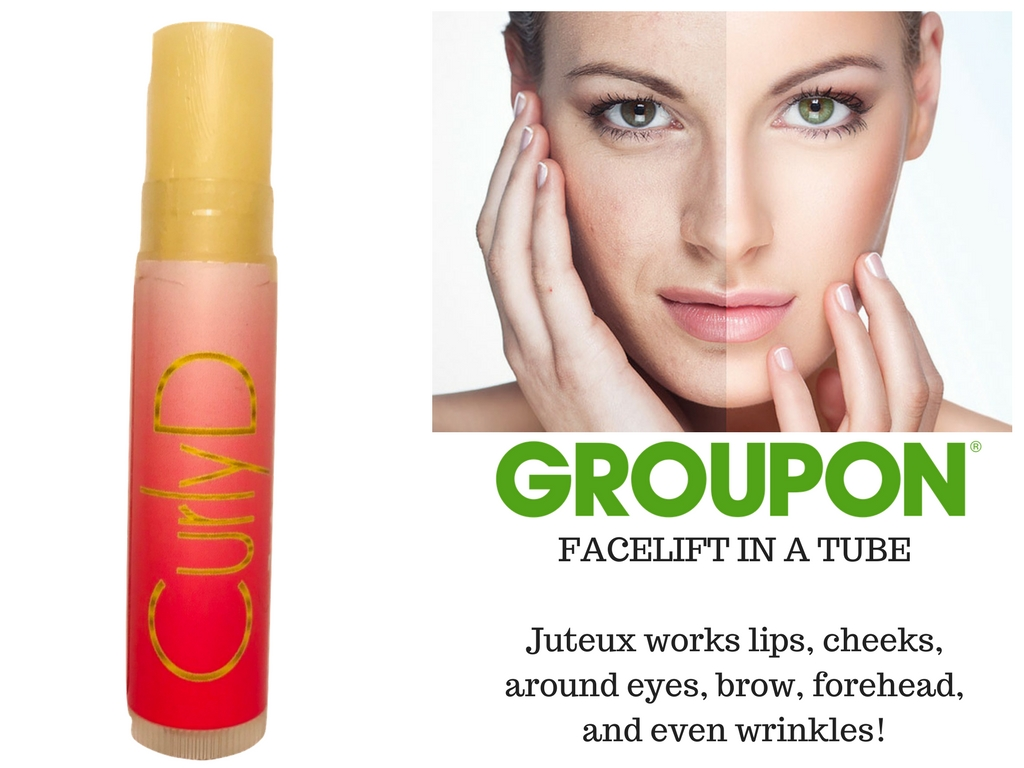 Curly D Groupon Juteux 2