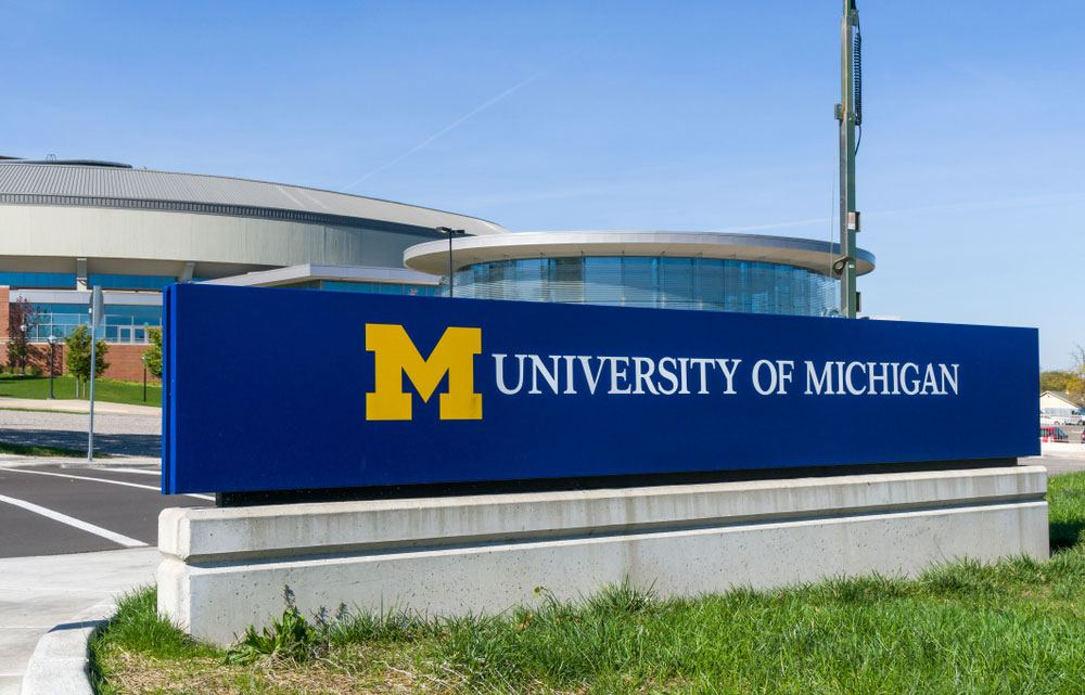 The University of Michigan in Ann Arbor