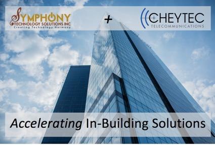 Cheytec and Symphony Partnership