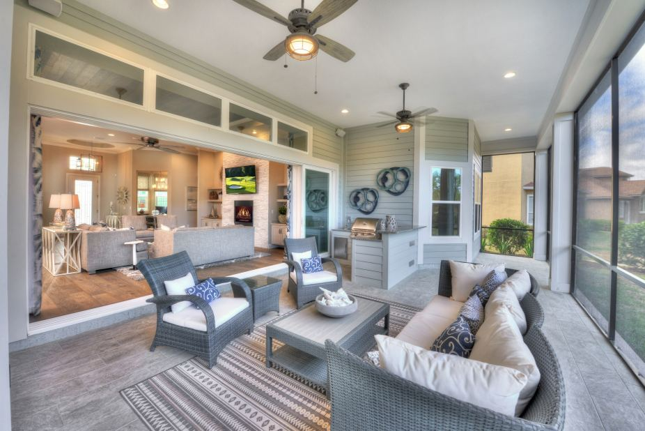 The Egret V by ICI Homes at Amelia National Golf & Country Club