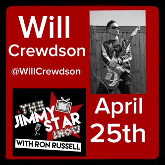 Will Crewdson on The Jimmy Star Show With Ron Russell