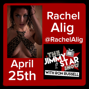 Rachel Alig on The Jimmy Star Show With Ron Russell