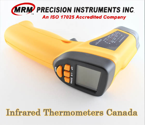 Infrared Thermometers in Canada