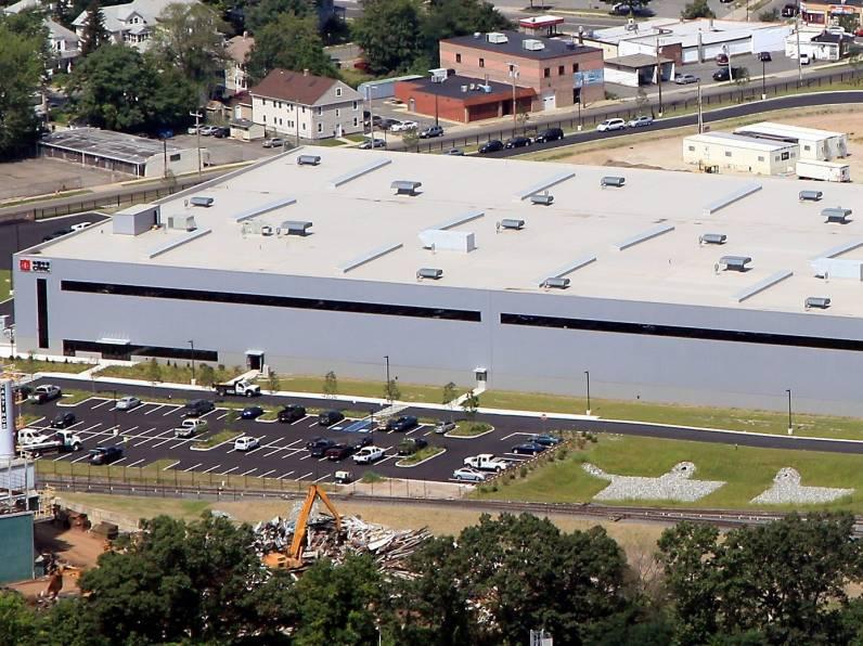 Springfield Railcar Assembly Facility