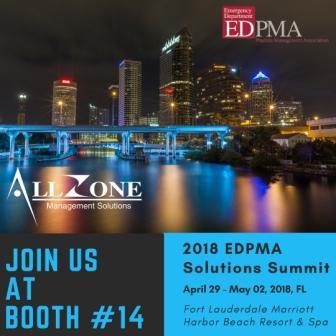 EDPMA 2018 Solution Summit - Allzone Booth #14