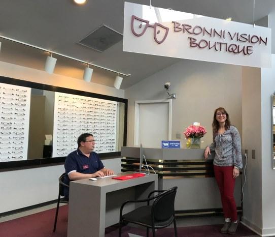 Bronni Vision Boutique, Taylor, MI