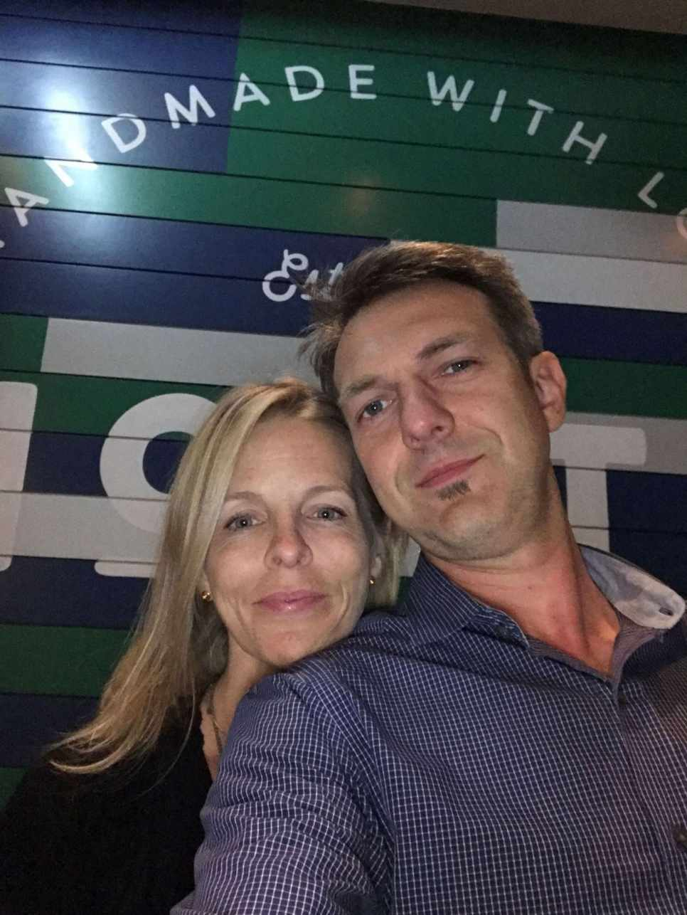 Molly Schaffer and Michael Balsley