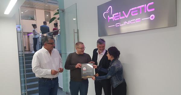 Helvetic Dental Clinics best in budapest