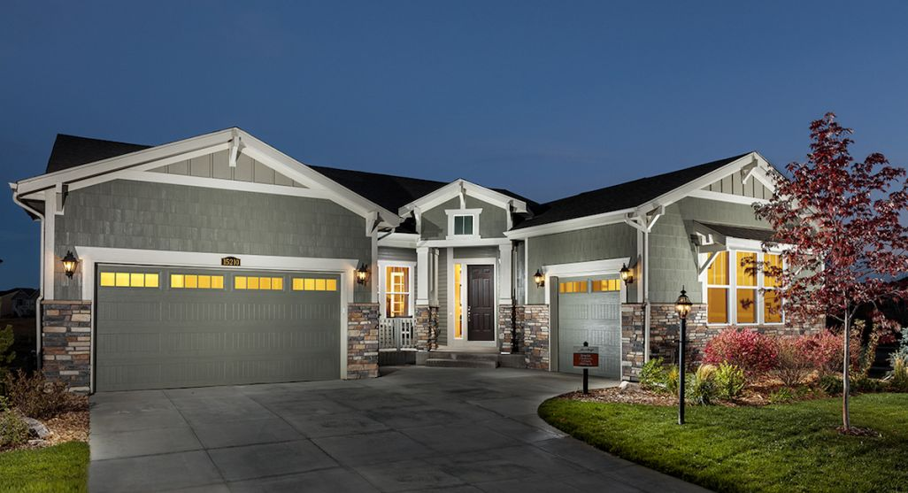 Heritage Todd Creek is an active adult community boasting a resort lifestyle